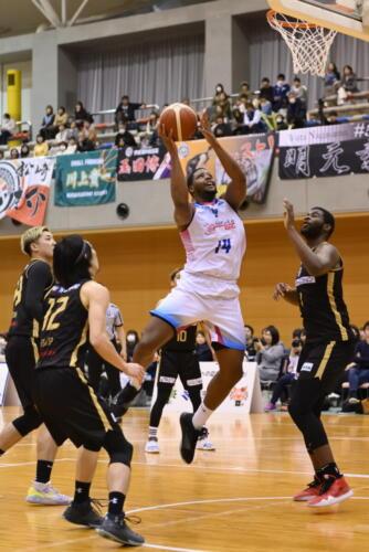 19-20第15節 vs鹿児島レブナイズGAME1-0012