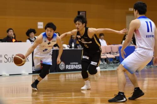 19-20第15節 vs鹿児島レブナイズGAME2-0010