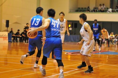 19-20第2節 vs東京サンレーヴスGAME2-0002