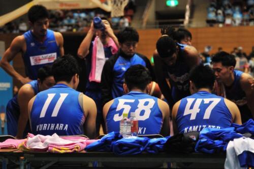 19-20第7節 vs豊田合成スコーピオンズGAME1-0019