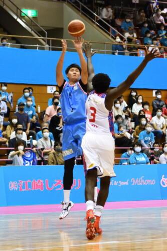 20-21第1節vs熊本ヴォルターズGAME1-0012