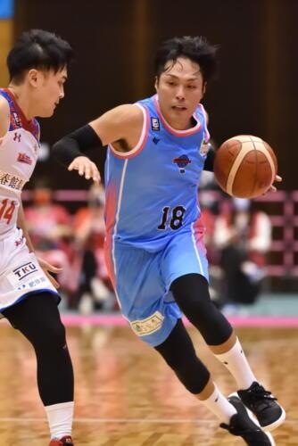20-21第1節vs熊本ヴォルターズGAME1-0019