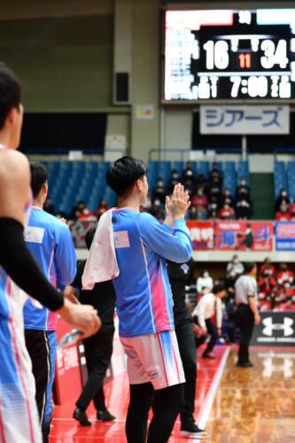 20-21第12節vs熊本ヴォルターズGAME2-0011