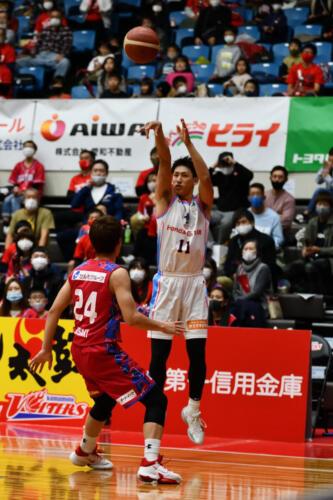 20-21第12節vs熊本ヴォルターズGAME2-0019