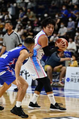 20-21第2節vsライジングゼファー福岡GAME1-0009
