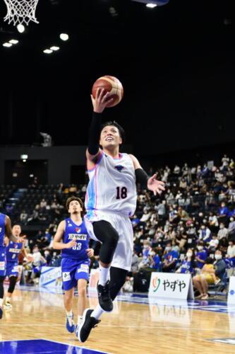 20-21第2節vsライジングゼファー福岡GAME1-0012