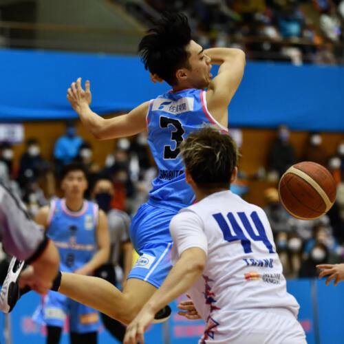 20-21第20節vsライジングゼファー福岡 GAME1-0002