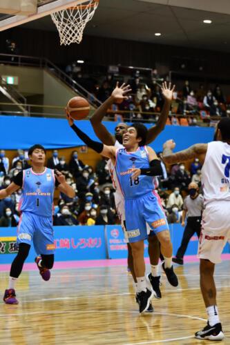 20-21第20節vsライジングゼファー福岡 GAME2-0011