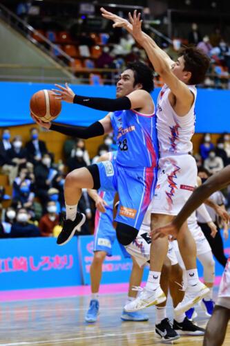 20-21第20節vsライジングゼファー福岡 GAME2-0019