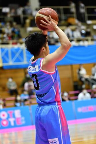 20-21第3節vs香川ファイブアローズGAME1-0008