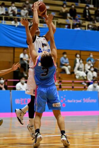 20-21第3節vs香川ファイブアローズGAME1-0013