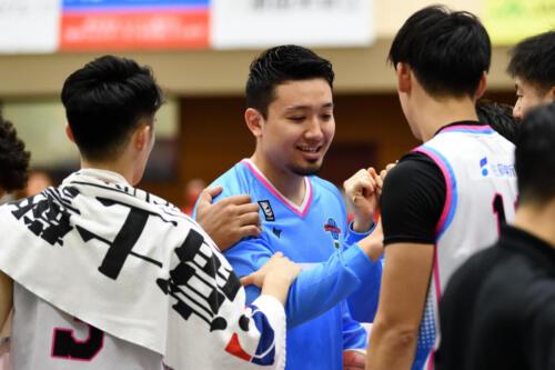 20-21第7節vs熊本ヴォルターズGAME2-0015