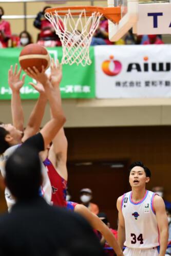 20-21第7節vs熊本ヴォルターズGAME2-0019