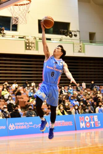 20-21第8節vs越谷アルファーズGAME1-0018