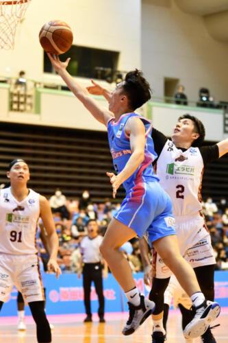 20-21第8節vs越谷アルファーズGAME1-0020